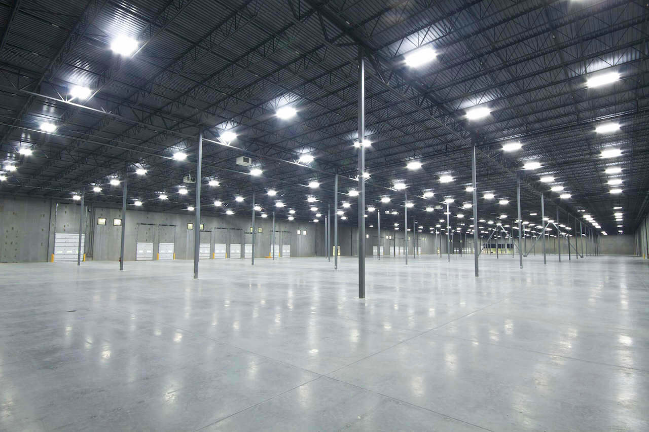 Looking To Reduce The Monthly Energy Bill For Your Warehouse And Become More Efficient Let Brda Electric Transform Existing Lights