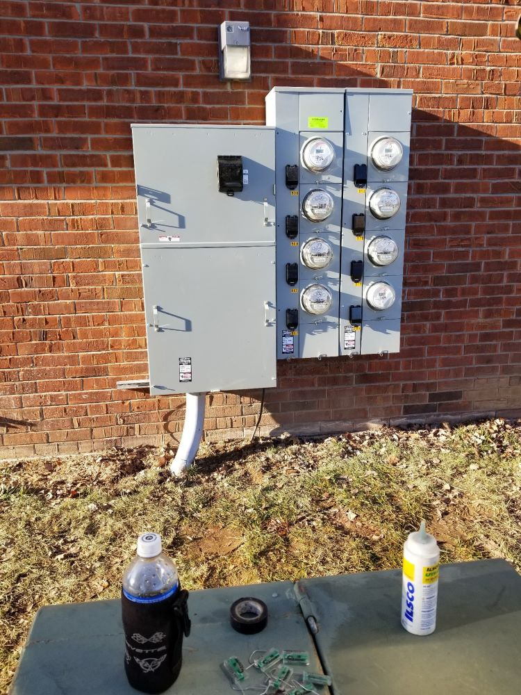 Electrical Meter 2 - St. Louis Commerical Electrical